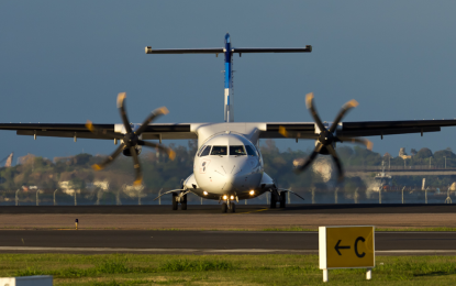 RUN-UP ATR-600 – PARTIDA DO MOTOR