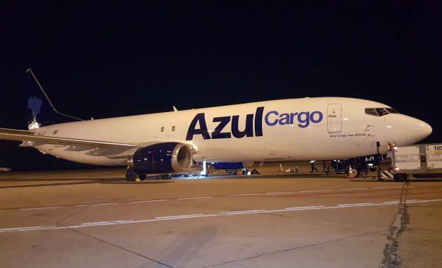 CURSO DE RECICLAGEM DE RAMP AND TRANSIT DE BOEING 737-300/400/500